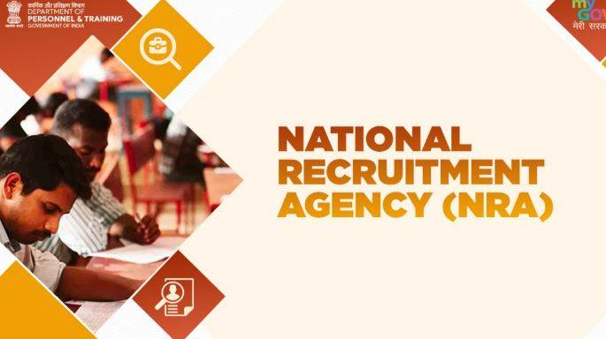 Central Government's National Recruitment Agency Step