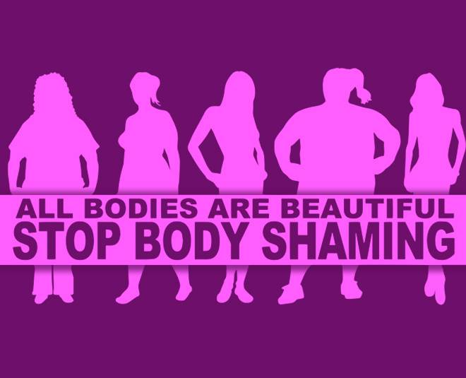 Love Yourself - Stop Body Shaming!!