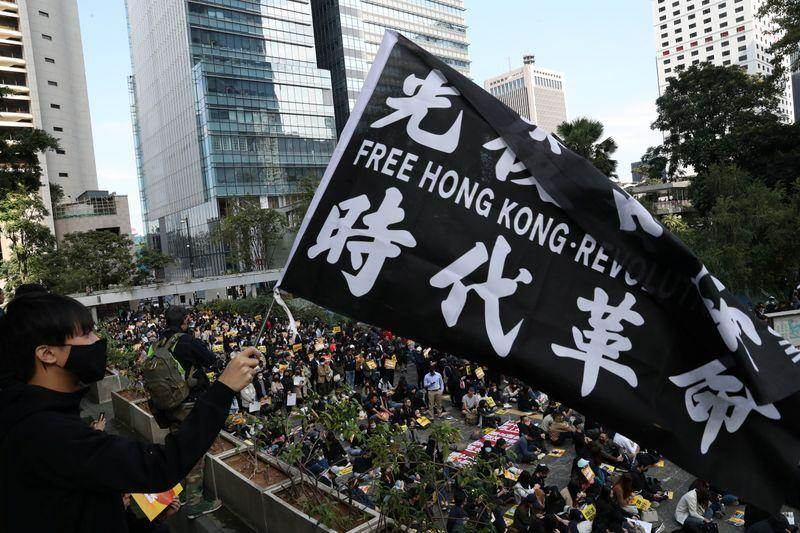 Economic Contagion: Protests, Hong Kong and India