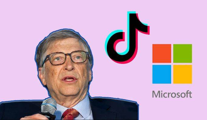 "Bill Gates Makes It Clear On ""Poisoned Chalice"" Microsoft-TikTok Deal"