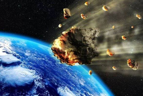 Threat Of Asteroids Hitting Earth's Surface