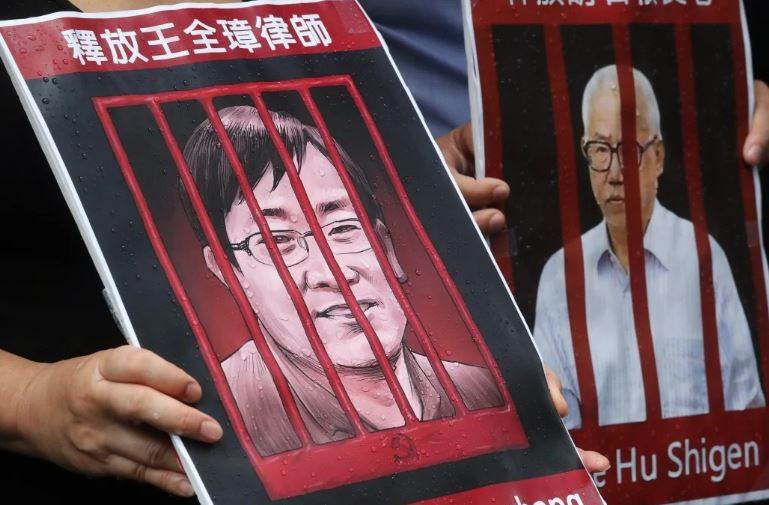 China Should Not Shut The Activists Who Are Exposing It
