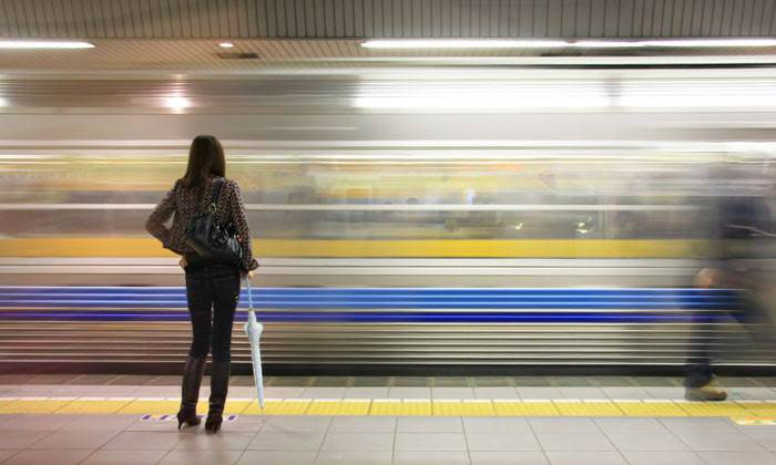ARE WOMEN's SAFE IN PUBLIC TRANSPORT?
