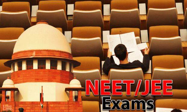 Saving Session Of NEET-JEET Exam For Students