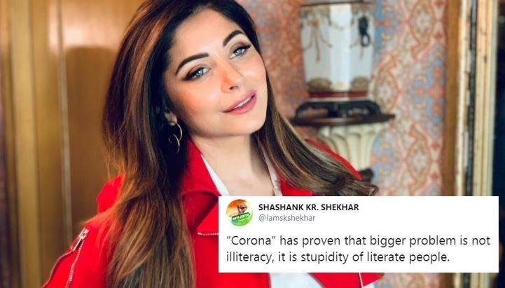 Lucknow Is Facing Coronavirus Threat Thanks to Kanika Kapoor