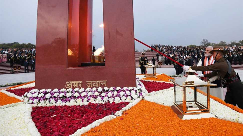 National War Memorial: Since 1960s to 2019