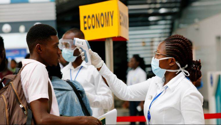 Africa Battling Coronavirus Pandemic On The Front Foot