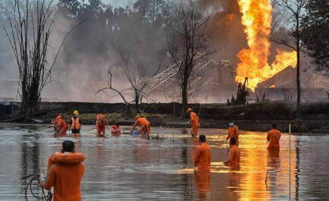 Assam Oil Well Fire Accident : Why We Are Prone To It ?