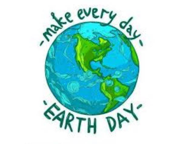 Today Is World Earth Day.......