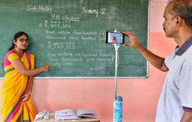 School Online Education Needed For Nation Building