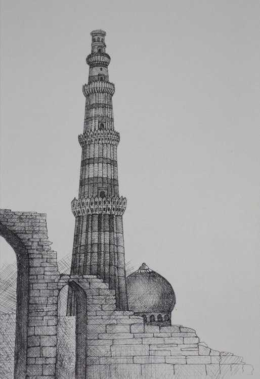 Qutub Minar and its history (Historical truth)
