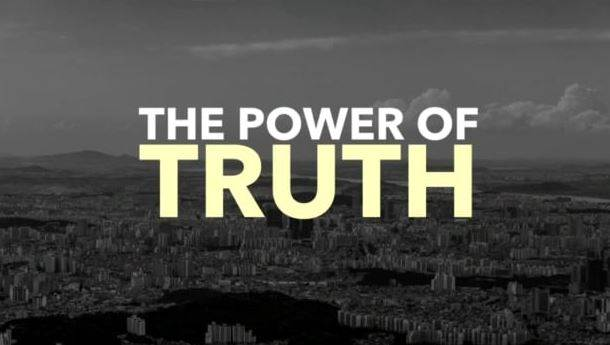 The Power Of Truth Today