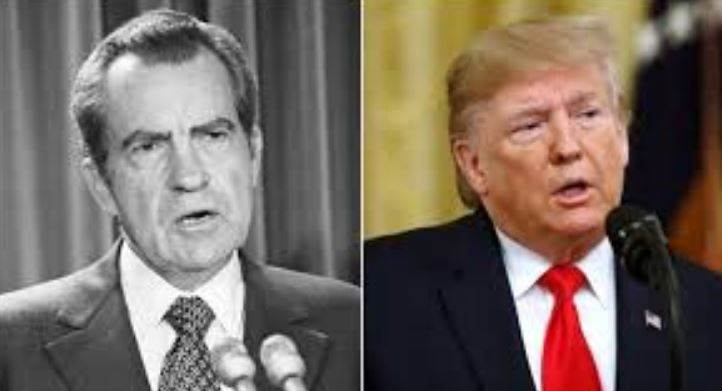 From Richard Nixon To Donald Trump, USA''s Changing Political Mirage