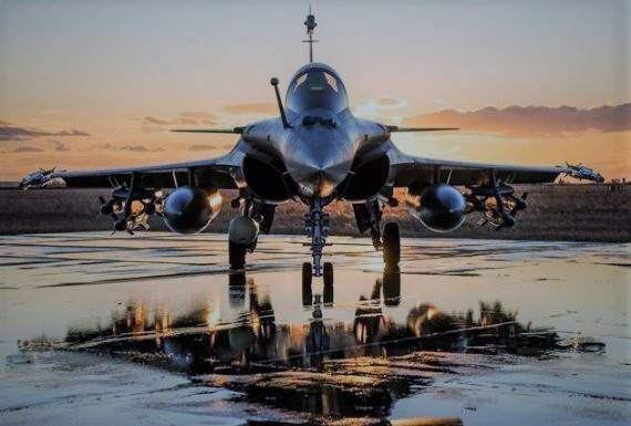 Arrival Of Rafale Aircraft Is Game Changer Move