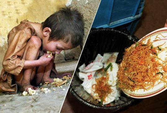 Food Wastage Is An Unaccepted Challenge For India