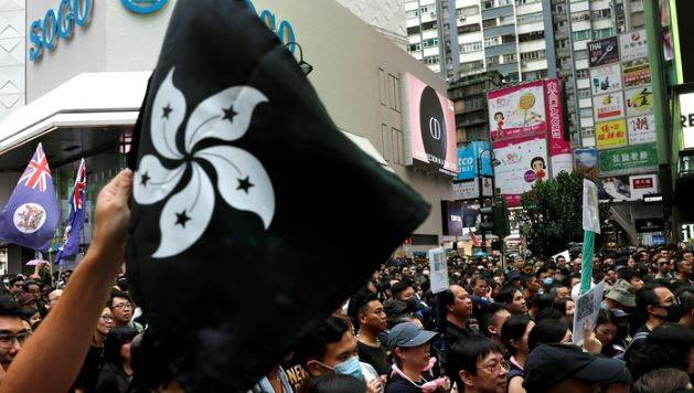 The Never Ending Riddle Of Hong Kong's Fight For Democracy