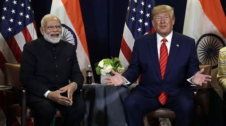 HONEYMOON DIPLOMACY: TRUMP ALL SET TO TOUR INDIA