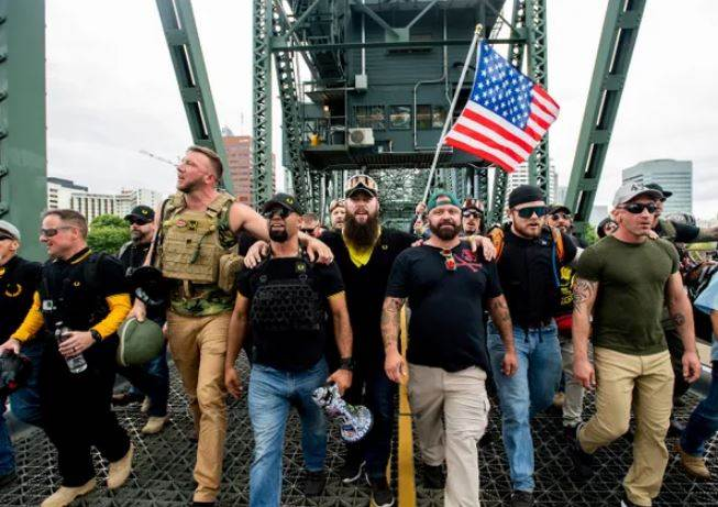 Who Are Proud Boys Group Of USA ?