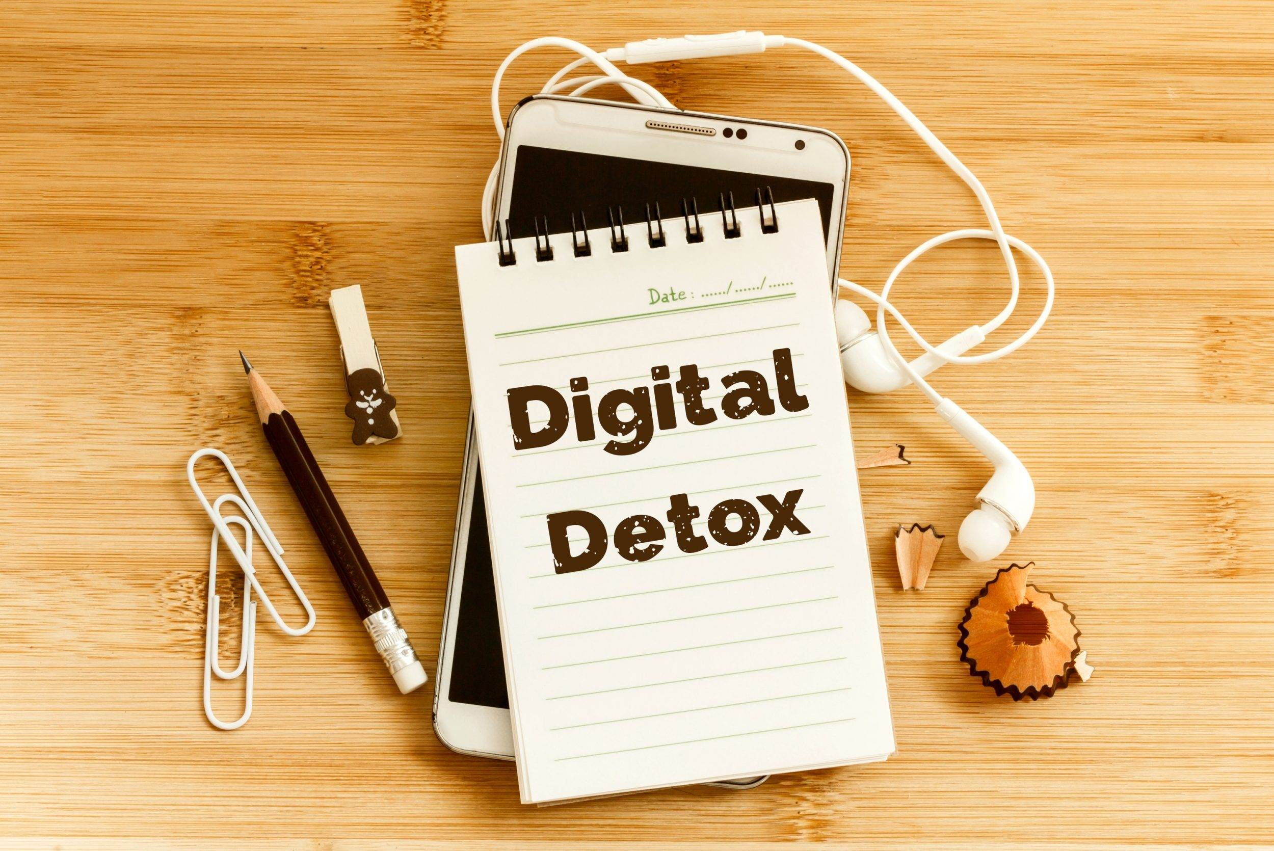 Digital Detox a must thing in a month