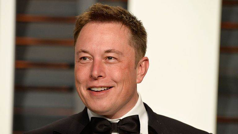 ELON MUSK: The Story Of Success