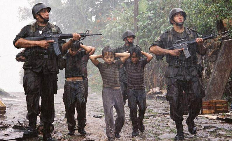 Why El Salvador War is not coming to an end?