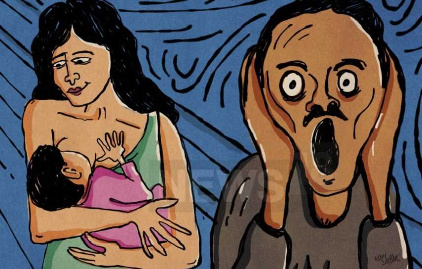 Why Breastfeeding is becoming a Taboo in India?
