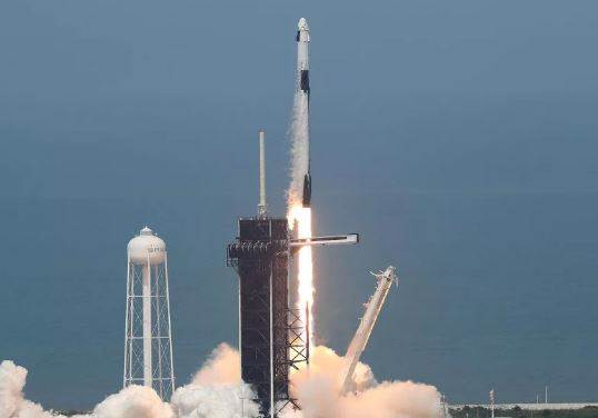 Space X & NASA Launches A New Chapter Into Space