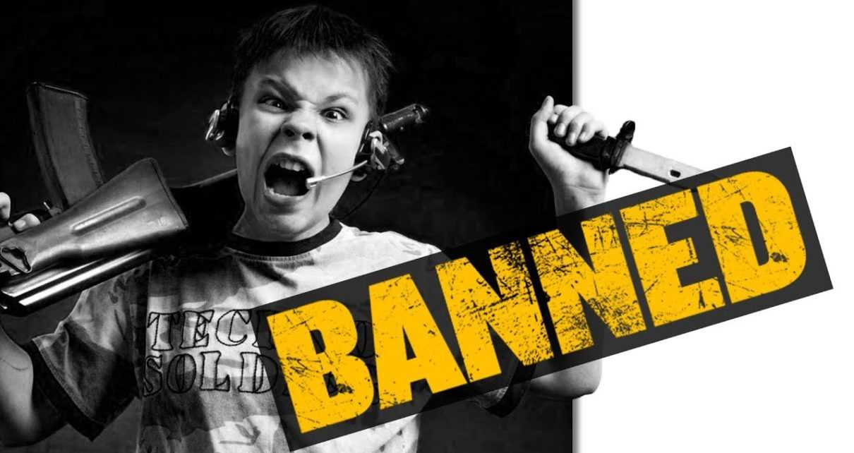 Should Violent Video Games Be Banned?