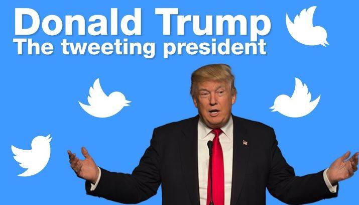 Why Donald Trump Is The Twitter President