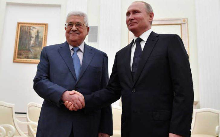 Russia Willing To Save West Bank