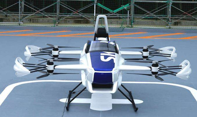 Has Japan Finally Made The 'Flying Car'