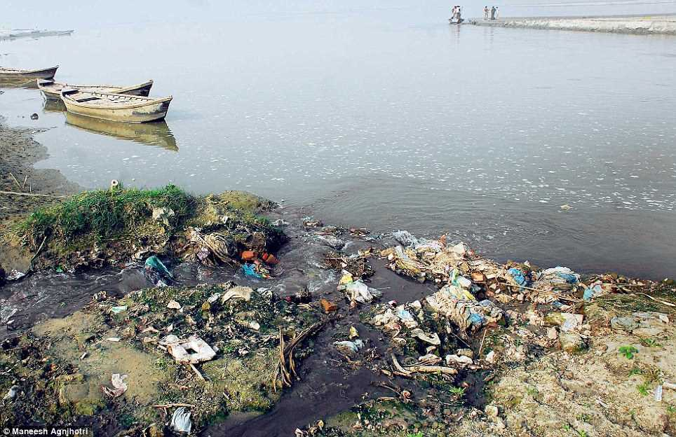 In-appropriate dumping of waste should be strictly look over