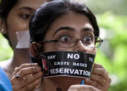 Time to revisit the need of reservation in India...!