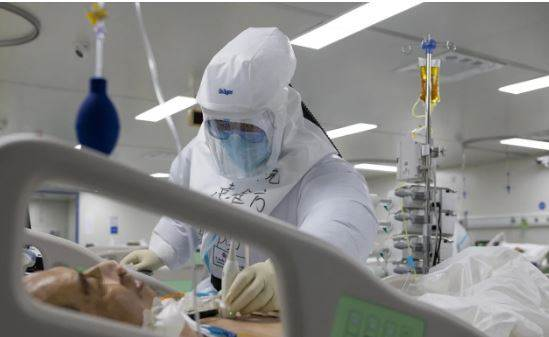 China Will Play The Cards Of Corona Pandemic