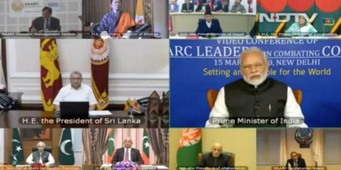 Why We Should Praise PM Modi's SAARC Video Conference Move