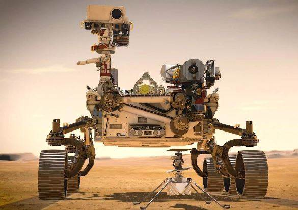 NASA Indian Scientists Develop Mars Rover Batteries