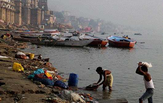 """Clean Ganga promise still looks imaginary"""