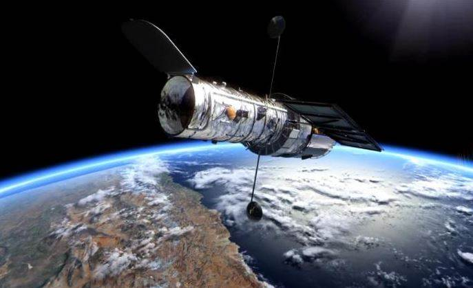 Hubble Space Telescope Is New Chapter In USA's Space Journey