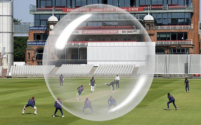 "How ""Bio Bubble"" Is Changing Course Of Cricket Game"