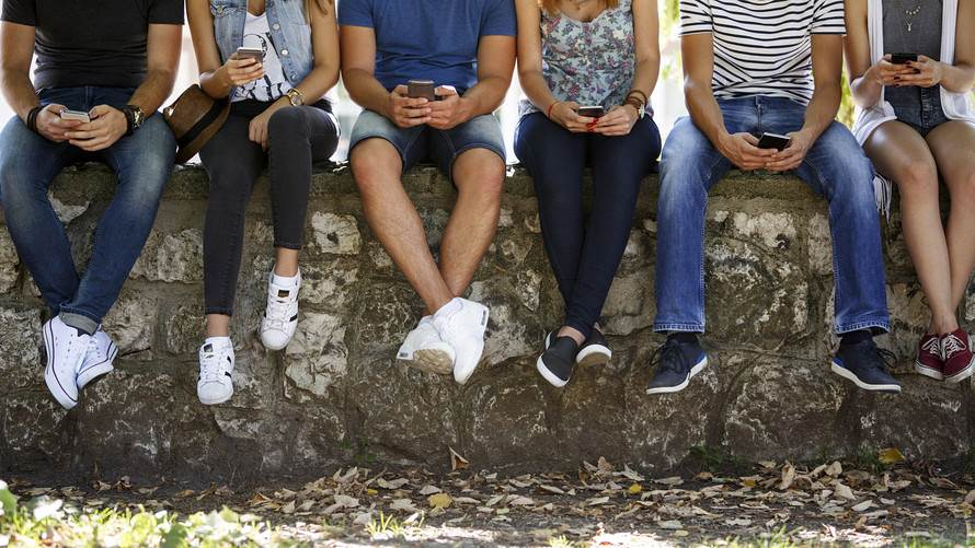 Teenagers Are the One Who Are Most Affected by Social Media...
