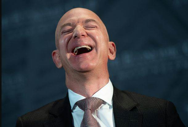 Jeff Bezos Is Now First Time $200 Billionaire, What About Poor ?