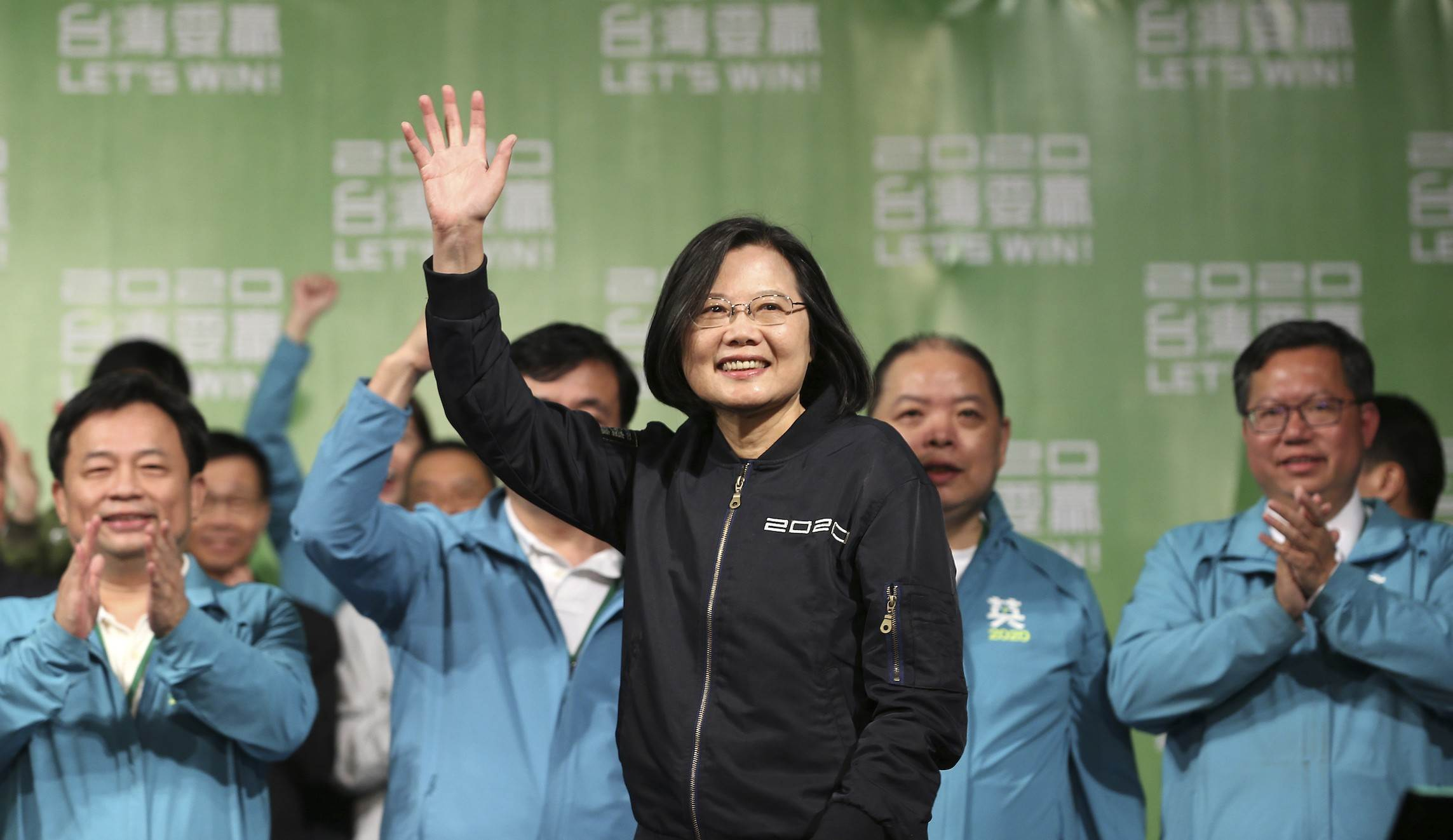 INSIDE STORY: TAIWAN'S ELECTIONS