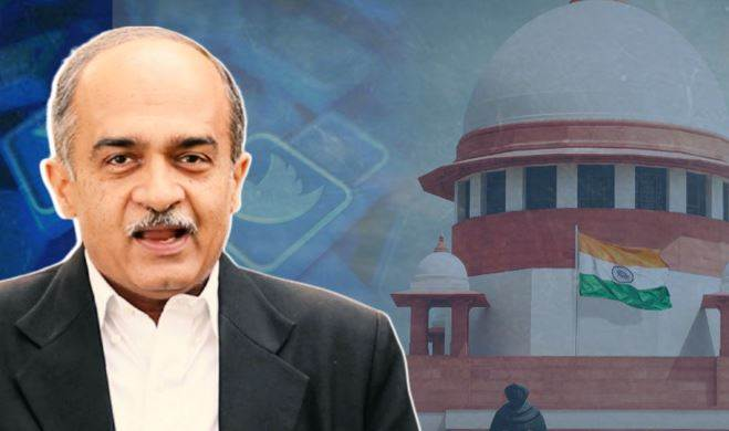 Hypocrisy Over Freedom Of Expression In Prashant Bhushan VS SC Case