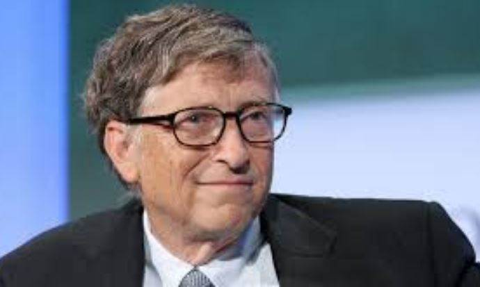 Bill Gates Is The Most Generous Businessman Now