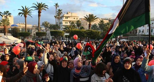 CRISIS IN LIBYA TOO MUCH STAKEHOLDERS