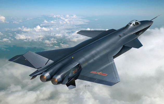 Everything We Need To Know About China's Stealth Fighter Jet Chengdu J-20