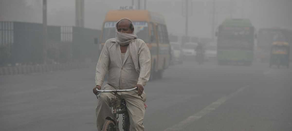 Polluted Air of Allahabad exacerbates medical issues