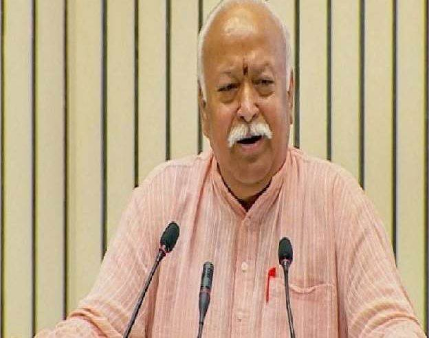 RSS Chief Mohan Bhagwat's Mantra For Strong India