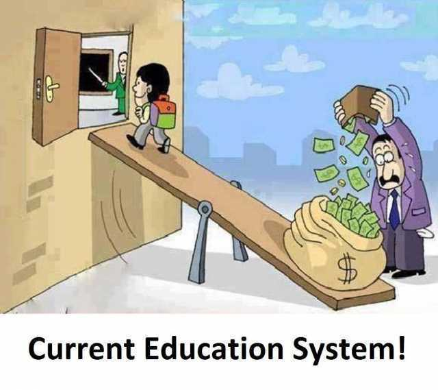 Need Renovation in Education System