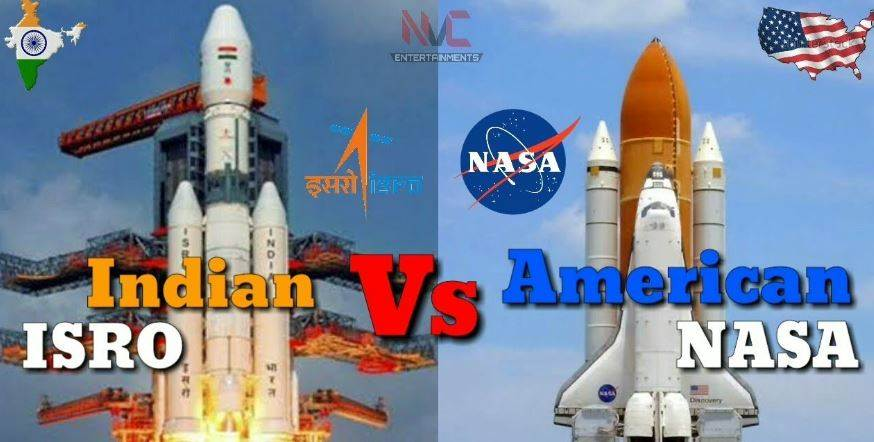 Comparing NASA & ISRO: Understanding The Core Differences